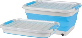 Collapsible-Storage-Tubs-with-Lid on sale