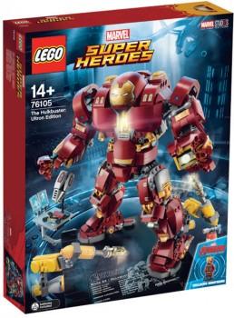 LEGO-Marvel-Superheros-The-Hulkbuster-Ultron-Edition-76105 on sale