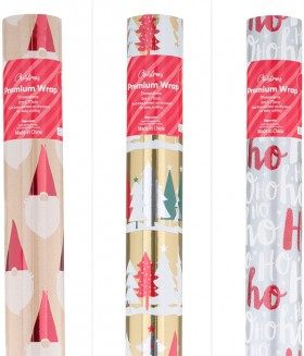 Assorted-Premium-Wrapping-Paper-2-Metre on sale