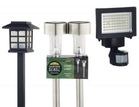 20-off-Garden-Sense-Solar-Light-Range on sale