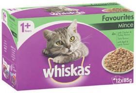 Whiskas-12x85g-Varieties on sale