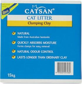 Catsan-Ultra-Cat-Litter-15kg on sale