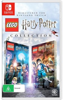 Nintendo-Switch-LEGO-Harry-Potter-Collection on sale