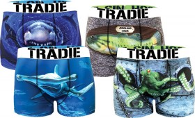 Tradie-Undies on sale