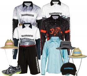 15-off-Regular-Price-on-Shimano-G.Loomis-Apparel-Headwear-Footwear on sale