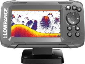 Lowrance-Hook-4X-GPS-SShot-Fishfinder on sale