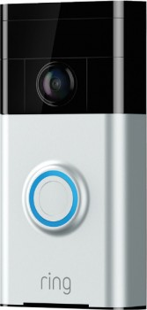 Ring-Video-Doorbell-Satin-Nickel on sale