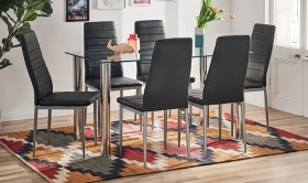 Zoe-7-Piece-Dining-Set-with-Zara-Chairs on sale
