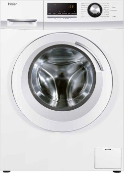 Haier-7.5kg-Front-Load-Washer on sale
