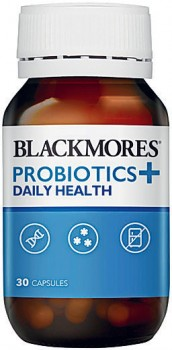 Blackmores-Probiotics-Daily-Health-30-Capsules on sale
