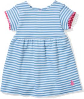 Sprout-Dress-BlueBlack on sale