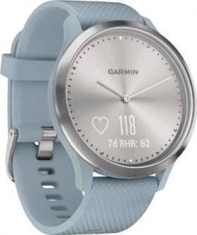 NEW-Garmin-Vivomove-HR-Sport-Seafoam-Silver on sale