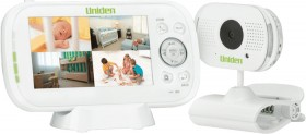 Uniden-Wireless-Baby-Monitor-with-4.3-Display on sale