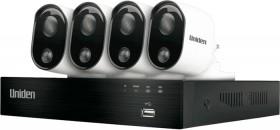 Uniden-4-Camera-1TB-Full-HD-CCTV-System on sale