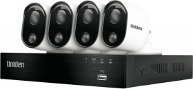 Uniden-4-Camera-1TB-Full-HD-CCTV-System on sale