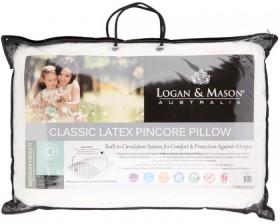 Logan-Mason-Classic-Latex-Pillow on sale