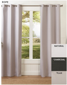 50-off-NEW-Brooklyn-Blockout-Eyelet-Curtains on sale