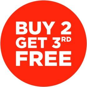 Buy-2-Get-3rd-FREE-Kids-Licensed-Manchester on sale