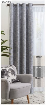 30-off-Neutrals-Blockout-Eyelet-Curtains on sale