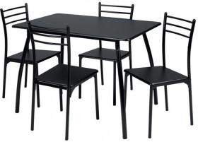 Geo-5-Piece-Dining-Set on sale