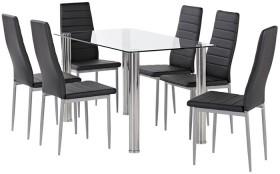 Zoe-7-Piece-Dining-Set-with-Zara-Chairs on sale