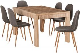 NEW-Havana-7-Piece-Dining-Set-with-Samba-Chairs on sale