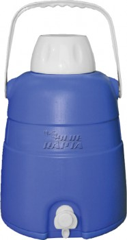 Blue-Rapta-5L-Cooler-Jug-Blue on sale
