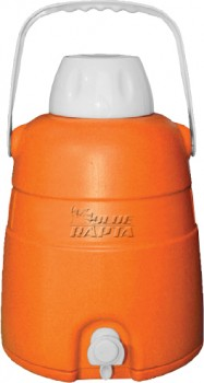 Blue-Rapta-5L-Cooler-Jug-Hi-Vis-Orange on sale