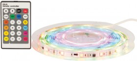 Flexible-Multi-Coloured-LED-Strip-Lights-5m on sale