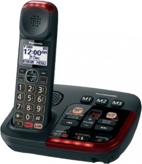 Panasonic-Hearing-Impaired-Cordless-Telephone on sale