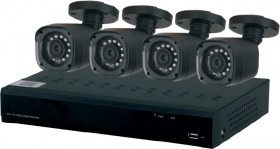 4-Channel-AHD-DVR-Kit-with-4-x-720P-Cameras on sale