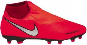 Nike-Phantom-Vision-Academy-Football-Boots-Red on sale