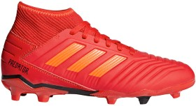 adidas-Junior-Predator-19.3-Football-Boots-RedBlack on sale