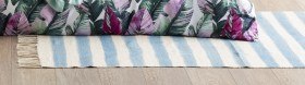 Ombre-Home-Tropical-Soul-Cotton-Rug on sale