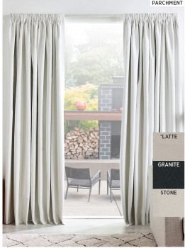 30-to-40-off-Ishtar-Blockout-Pencil-Pleat-Curtains on sale