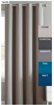 30-to-40-off-Luna-Room-Darkening-Eyelet-Curtain on sale