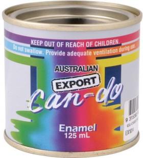 Australian-Export-125mL-Hobby-Paint on sale