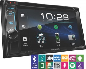 Kenwood-6.2-Touchscreen-DVD-Player-with-Bluetooth on sale