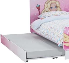 Barbie-Single-Bed-Trundle on sale