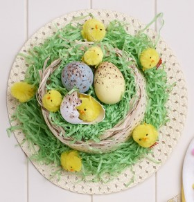 Happy-Easter-Chenille-Chicks-6-Pack on sale