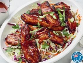 Coles-Australian-Pork-Spare-Ribs on sale