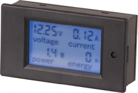 DC-Power-Meters-with-Built-In-Shunt-and-LCD-Display on sale