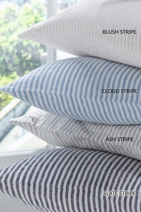 Hampton-Stripe-Cushion on sale
