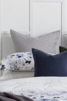 Hampton-Stripe-Linen-Euro-Pillowcase-Pair on sale