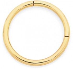 9ct-Gold-1.2x10mm-Nose-Ring on sale