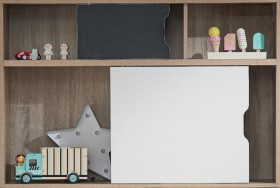NEW-Zayne-5-Shelf-Unit on sale