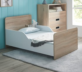 NEW-Cabin-Toddler-Bed on sale