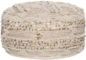 Mantaza-Pouffe-Natural-65cm on sale