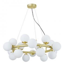 Lander-Pendant-in-Brass-Colour on sale