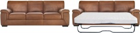 Barret-3-Seat-Sofabed-237-x-102-x-89cm on sale